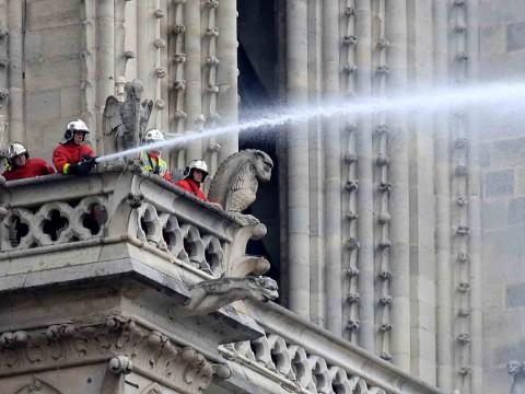 Órgano de Notre Dame, sin daños tras incendio