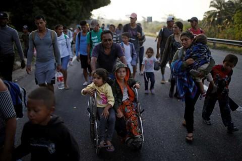 El Papa dona 500 mil dólares para ayudar a migrantes en México