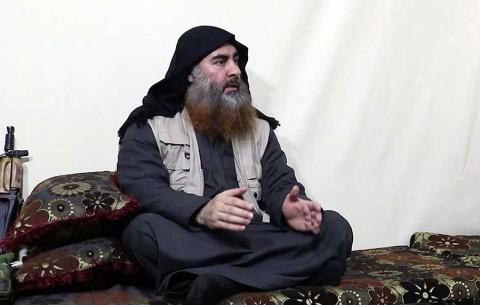 Reaparece jefe del Estado Islámico; promete seguir luchando