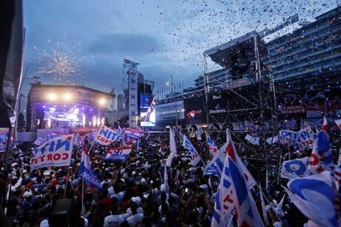 Opositor Cortizo gana la presidencia de Panamá
