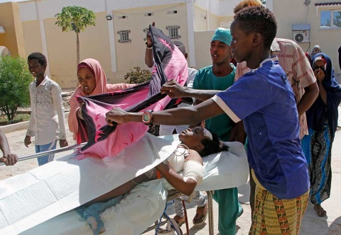 Atentado en Somalia deja al menos 5 muertos