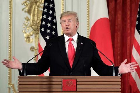 Trump choca con Japón por Corea del Norte