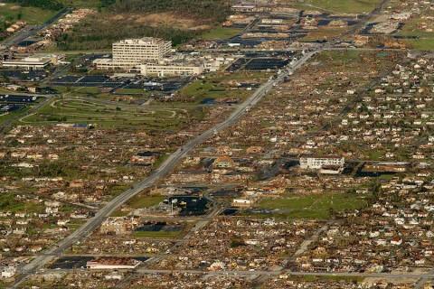 EU sufre inusual ola de tornados