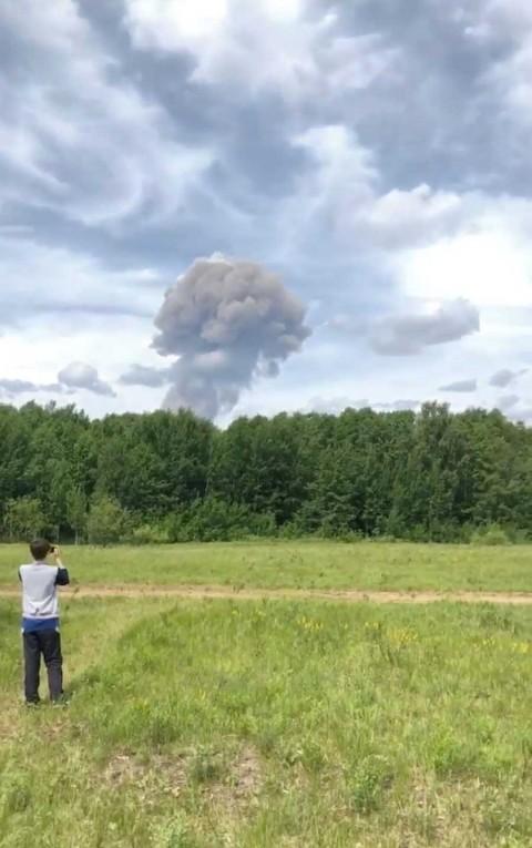 Accidente en fábrica de explosivos deja al menos 42 heridos en Rusia