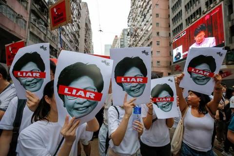 Anuncian huelga general y nuevas manifestaciones contra extradiciones a China — Hong Kong