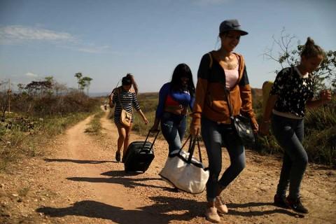 Utilizan el tema migratorio para agredir al país — Arreaza