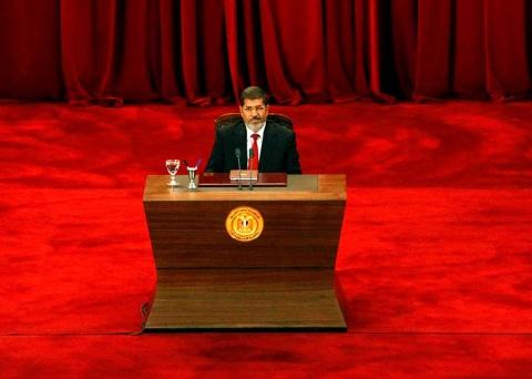 Muere el expresidente egipcio Mohamed Mursi