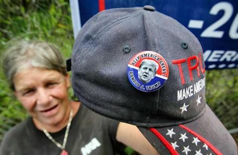 Trump se lanza a la reelección: 'Va a ser salvaje'