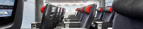 Nadie nota a pasajera dormida... la dejan olvidada en avión