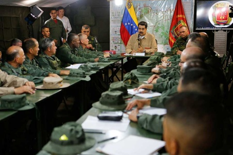 Exjefe de inteligencia de Maduro llega a EU y revela secretos