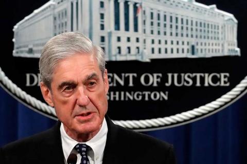 Fiscal especial Mueller acepta testificar ante el Congreso; Trump se agita