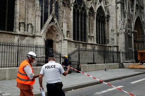 Descartan que incendio en Notre Dame haya sido intencional