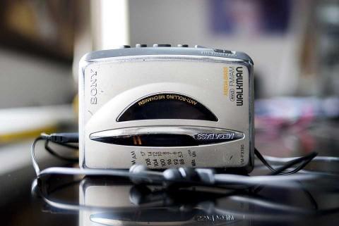 A 40 años del Walkman, el primer reproductor portátil de música