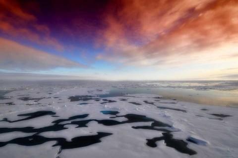 Deshielo de la Antártida marca nuevo récord