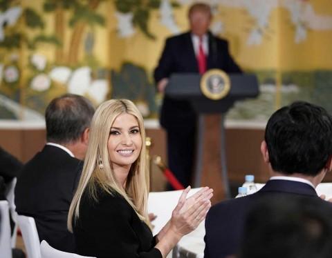 Ivanka Trump, la metiche más famosa de Estados Unidos