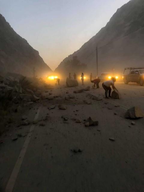 Amanece California en alerta máxima tras segundo sismo