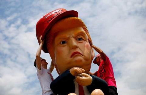 Trump es inepto, inseguro e incompetente, asegura embajador británico en Estados Unidos