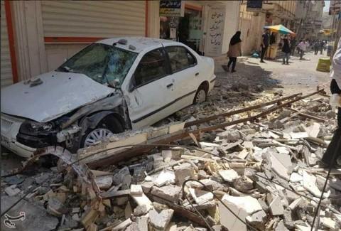 Sismo en Irán deja al menos un muerto y daños