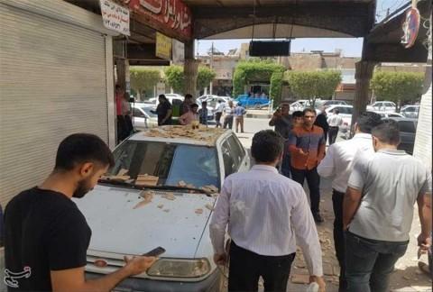 Fuerte sismo deja un muerto y decenas de heridos en Irán