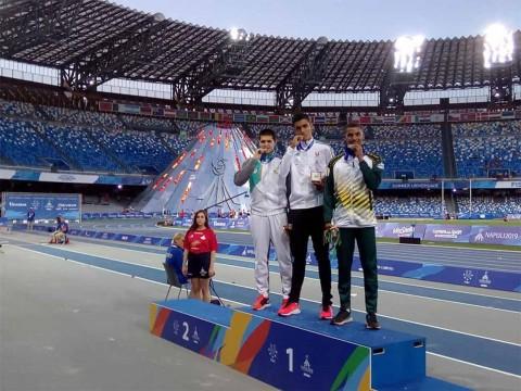 México domina los 400 metros en la Universiada Mundial