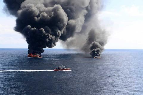 Furiosa persecución de narcosubmarino en EU acaba en captura