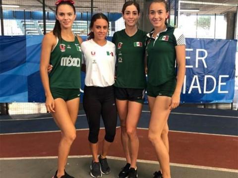 Mexicanos brillan con actuación deportiva en la Universiada — Italia