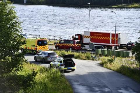 Suecia: Nueve personas mueren al estrellarse avioneta