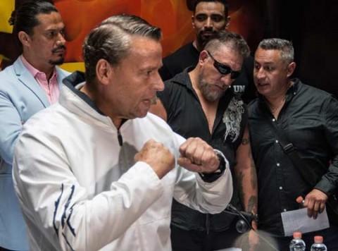 Se pospone pelea entre Alfredo Adame y Carlos Trejo