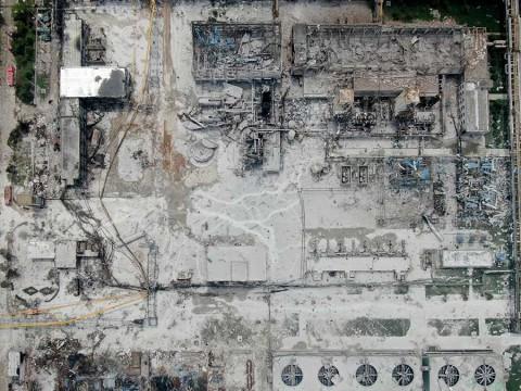 Explota planta de gas en China; al menos 15 muertos