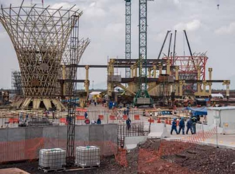 Economía: SCT finiquita contratos para aeropuerto en Texcoco