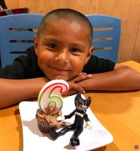 Steven Romero, un niño de 6 años, uno de los muertos en tiroteo de California