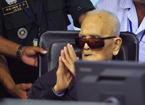 Muere el ideólogo de los jemeres rojos de Camboya
