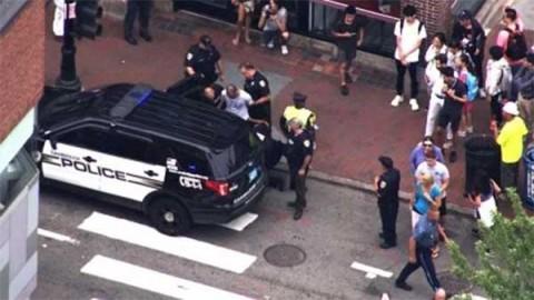 Arrestan a hombre armado en Universidad de Harvard bajo sospecha de asesinato