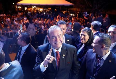 Conservador Giammattei gana presidencia de Guatemala