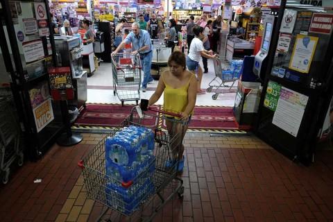 Puerto Rico y Dominicana se preparan para tormenta 'Dorian'