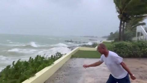 Bahamas encara a 'Dorian', el huracán más potente de su historia
