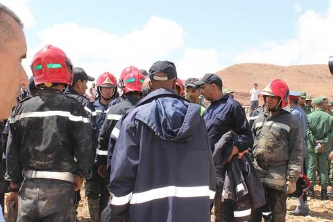 Accidente de autobús deja 17 muertos en Marruecos