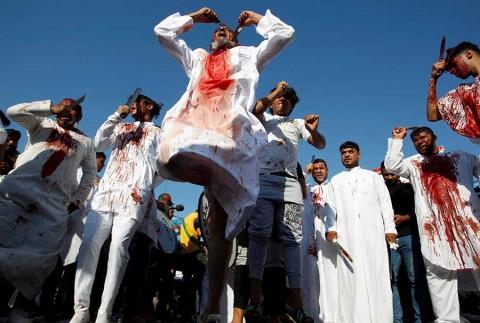 Estampida en Irak deja al menos 31 muertos durante fiesta religiosa