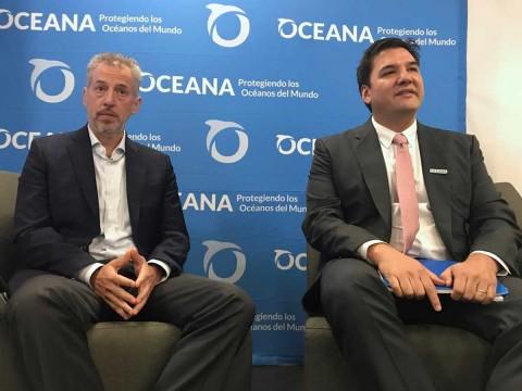 Integrantes de Oceana