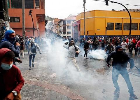 Escalada de tensiones en Ecuador pone en jaque al gobierno