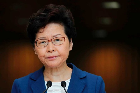 Contempla Hong Kong intervención militar de China si empeora crisis