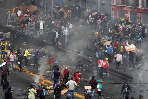 Movimiento indígena acepta diálogo en Ecuador tras revueltas