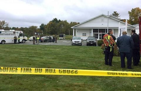 Otro tiroteo en EU: al menos 2 heridos en iglesia de New Hampshire