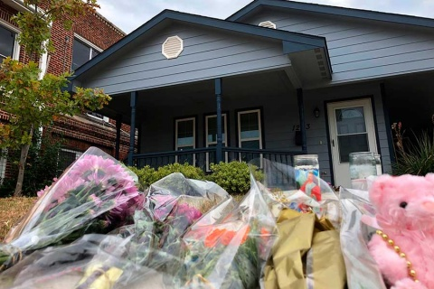 Policía acude a inspección y mata a mujer en su propia casa en Texas