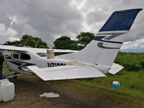 Un extranjero fallecido y otros cuatro detenidos en operativo antidrogas en Nicaragua