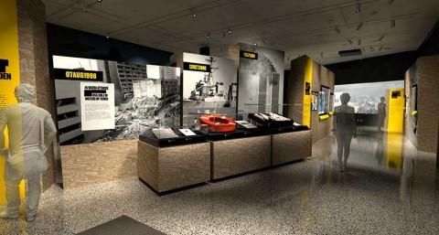 Inaugurará EU exhibición sobre la captura de Osama Bin Laden