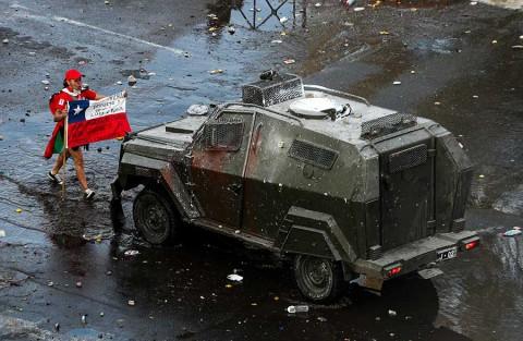 El Papa insta al diálogo en Chile para resolver crisis