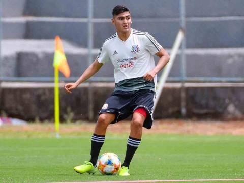 México inicia con empate el Mundial Sub17