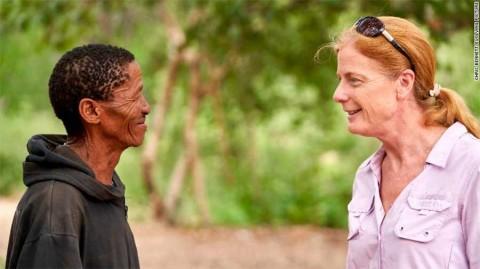 Descubren en Botsuana el hogar ancestral del hombre moderno