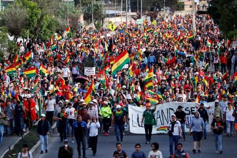 Bolivia y OEA pactan auditoría a polémicas elecciones